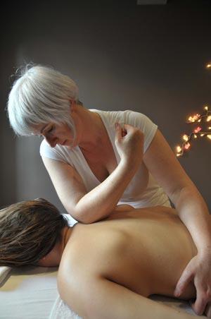 Séance de massage créatif à Marseille