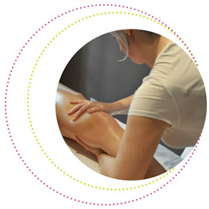 Les pauses massages constituent un autre moyen d'accéder au bien-être par le massage