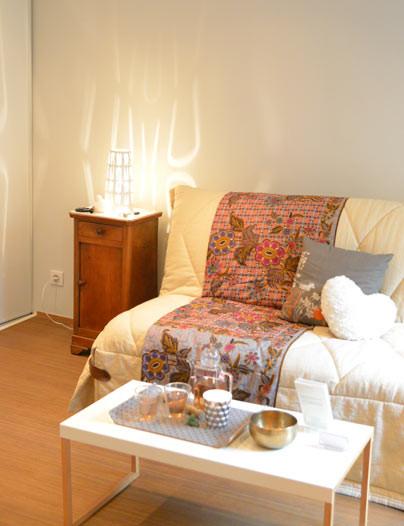 Un espace dédié au massage et au bien-être à Marseille