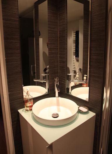 Salle de bain à IFM Massage Marseille