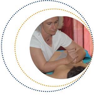 Formation au massage Lomi Lomi à l'école des Possibles à Marseille en juillet 2018