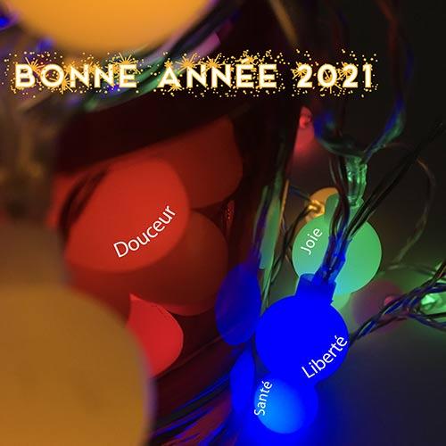 IFM Massage Marseille vous présente ses meilleurs vœux pour 2021